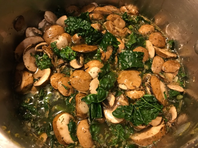 Keto Leek Soup